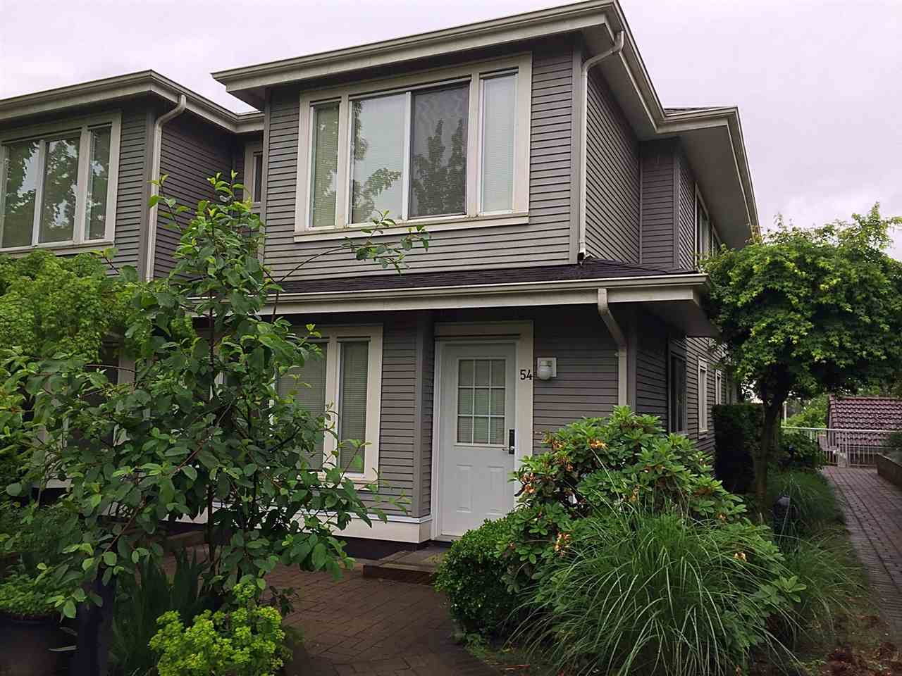 Main Photo: 54 7370 STRIDE Avenue in Burnaby: Edmonds BE Townhouse for sale (Burnaby East)  : MLS(r) # R2171333