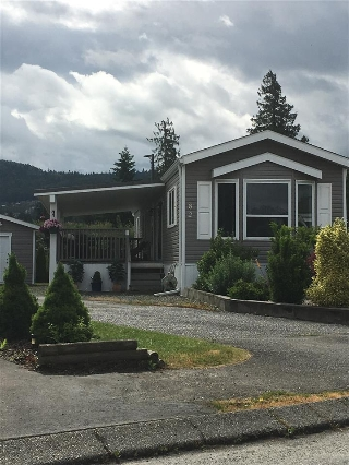 "Main Photo: 82 6338 VEDDER Road in Chilliwack: Sardis East Vedder Rd Manufactured Home for sale in ""MAPLE MEADOWS"" (Sardis)  : MLS® # R2173544"