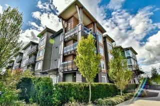 "Main Photo: 403 13740 75A Avenue in Surrey: East Newton Condo for sale in ""MIRRA"" : MLS(r) # R2179606"