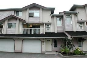 Main Photo: 15 2538 PITT RIVER Road in Port Coquitlam: Mary Hill Townhouse for sale : MLS(r) # R2182601