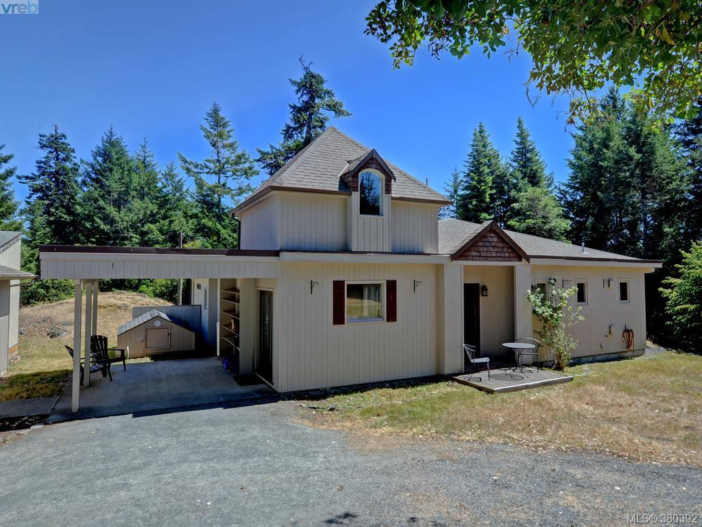 Main Photo: 1040 Matheson Lake Park Road in VICTORIA: Me Pedder Bay Single Family Detached for sale (Metchosin)  : MLS® # 380392