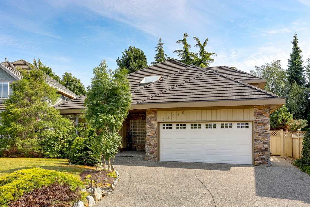 Main Photo: 14946 22A Avenue in Surrey: Sunnyside Park Surrey House for sale (South Surrey White Rock)  : MLS®# R2186343