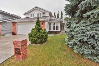 Main Photo: 23 GREENRIDGE Drive: Sherwood Park House for sale : MLS® # E4073339