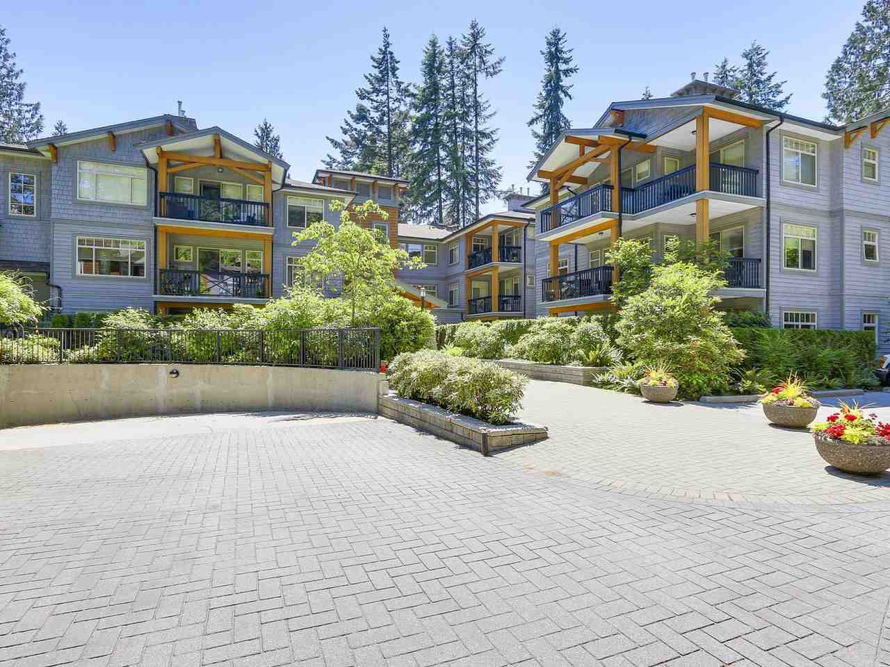 "Main Photo: 205 3125 CAPILANO Crescent in North Vancouver: Capilano NV Condo for sale in ""Capilano Ridge"" : MLS® # R2189139"