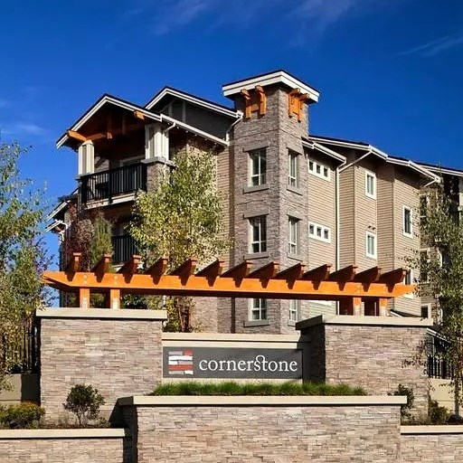 "Main Photo: 218 21009 56 Avenue in Langley: Salmon River Condo for sale in ""Cornerstone"" : MLS® # R2190112"
