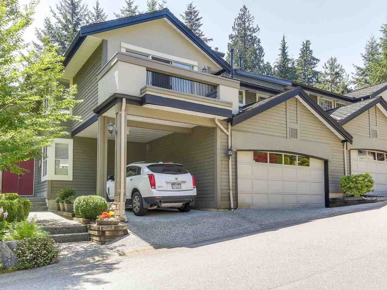 "Main Photo: 22 1900 INDIAN RIVER Crescent in North Vancouver: Indian River Townhouse for sale in ""TIFFANY PINES"" : MLS® # R2190413"