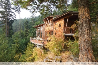 Main Photo: 376 Creek Road in Bowen Island: Eagle Cliff House for sale : MLS® # R2194765