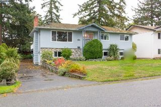 Main Photo: 4173 Bracken Avenue in VICTORIA: SE Lake Hill Single Family Detached for sale (Saanich East)  : MLS® # 384546