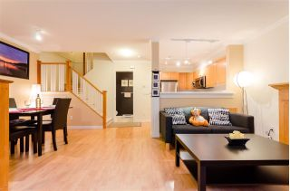 "Main Photo: 25 7128 STRIDE Avenue in Burnaby: Edmonds BE Townhouse for sale in ""Riverstone"" (Burnaby East)  : MLS® # R2220660"