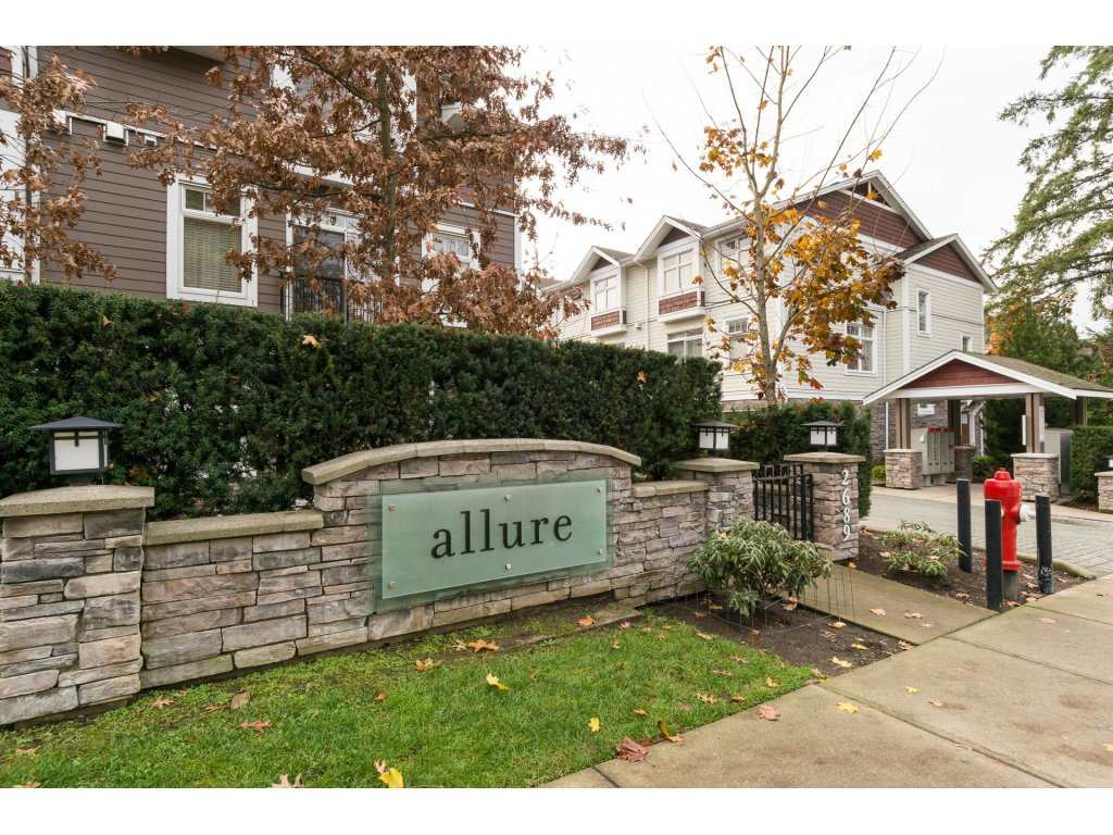 "Main Photo: 7 2689 PARKWAY Drive in Surrey: King George Corridor Townhouse for sale in ""Allure"" (South Surrey White Rock)  : MLS®# R2221901"