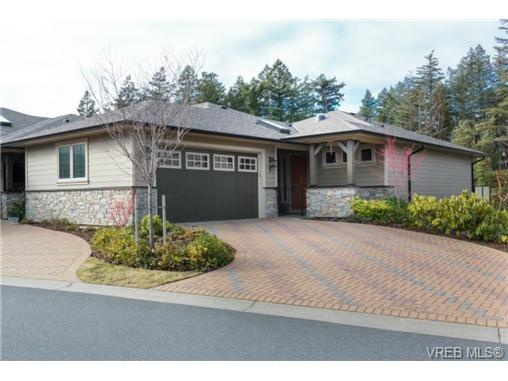 Main Photo: 9 3650 Citadel Place in VICTORIA: Co Latoria Townhouse for sale (Colwood)  : MLS® # 359853