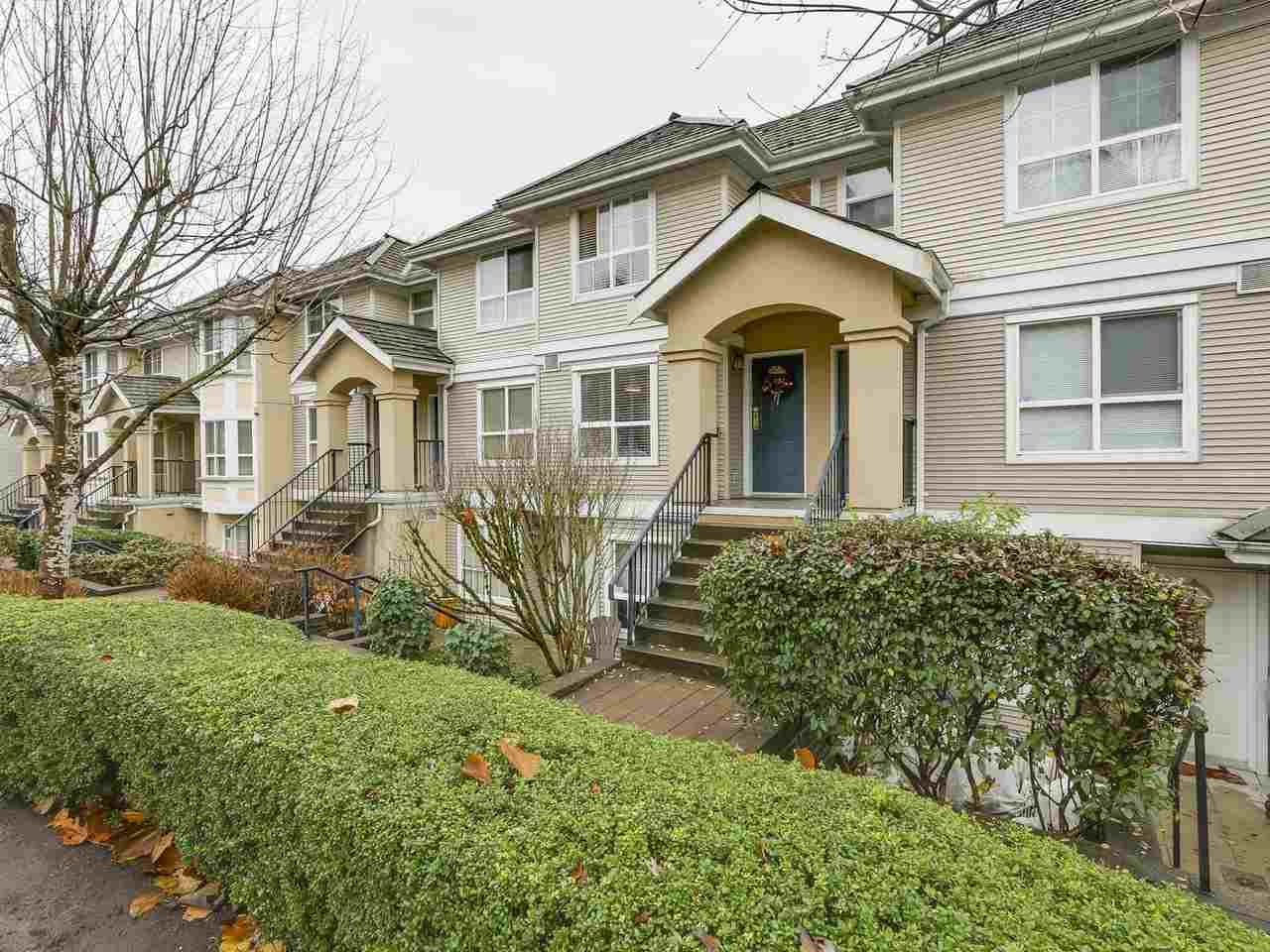 Main Photo: 232 1408 CARTIER Avenue in Coquitlam: Maillardville Townhouse for sale : MLS® # R2225473