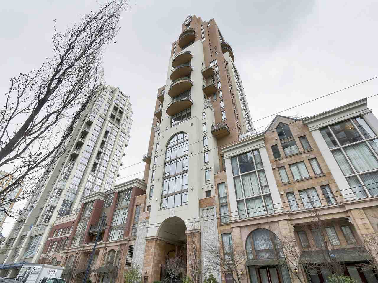 "Main Photo: 1001 1280 RICHARDS Street in Vancouver: Yaletown Condo for sale in ""Grace"" (Vancouver West)  : MLS® # R2247018"
