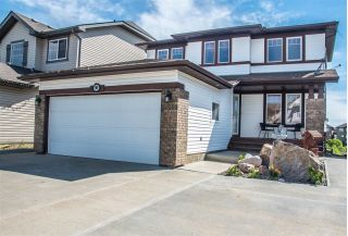 Main Photo: 709 WILDWOOD Point NW in Edmonton: Zone 30 House for sale : MLS®# E4116184