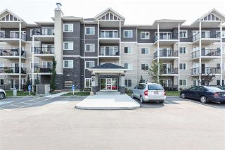 Main Photo: 1105 2 Augustine Crescent: Sherwood Park Condo for sale : MLS®# E4119862