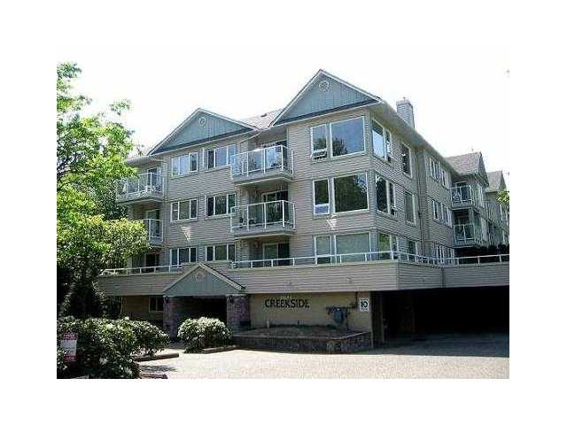 "Main Photo: 112 1132 DUFFERIN Street in Coquitlam: Eagle Ridge CQ Condo for sale in ""CREEKSIDE"" : MLS® # V922167"