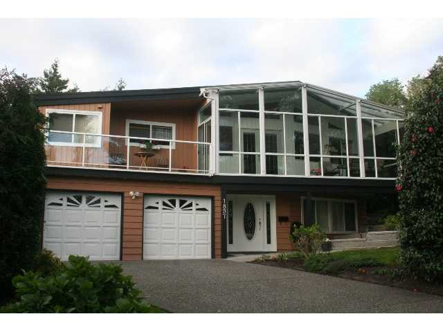 Main Photo: 1897 DAWES HILL Road in Coquitlam: Central Coquitlam House for sale : MLS® # V911386