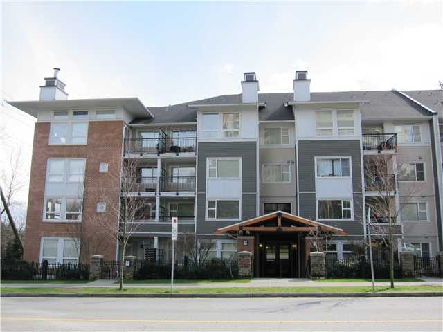 "Main Photo: # 402 6888 SOUTHPOINT DR in Burnaby: South Slope Condo for sale in ""CORTINA"" (Burnaby South)  : MLS® # V939033"