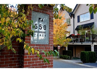 Main Photo: # 23 550 BROWNING PL in North Vancouver: Seymour Townhouse for sale : MLS® # V1009270