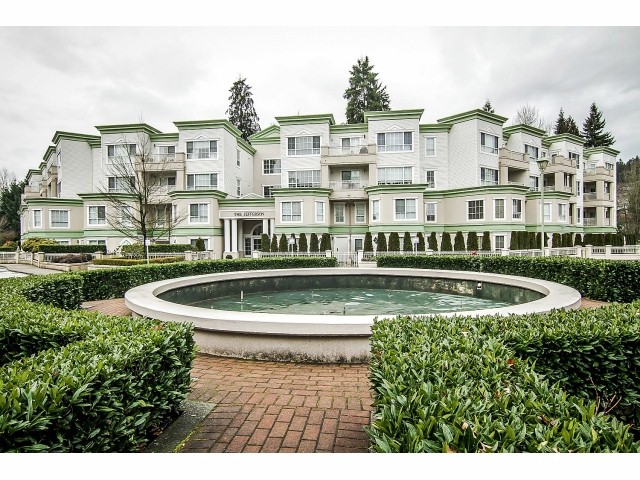 "Photo 2: 211 2960 PRINCESS Crescent in Coquitlam: Canyon Springs Condo for sale in ""JEFFERSON"" : MLS® # V1046778"