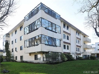 Main Photo: 204 1325 Harrison Street in VICTORIA: Vi Downtown Condo Apartment for sale (Victoria)  : MLS® # 334079