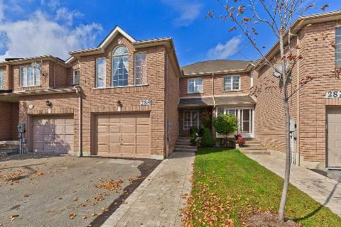 Main Photo: 289 Hollymount Drive in Mississauga: Hurontario House (2-Storey) for sale : MLS(r) # W3045435