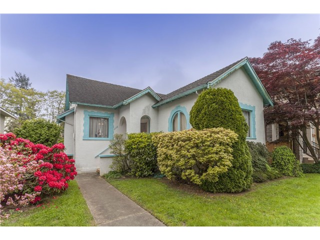 "Main Photo: 3988 W 31ST Avenue in Vancouver: Dunbar House for sale in ""DUNBAR"" (Vancouver West)  : MLS® # V1123307"