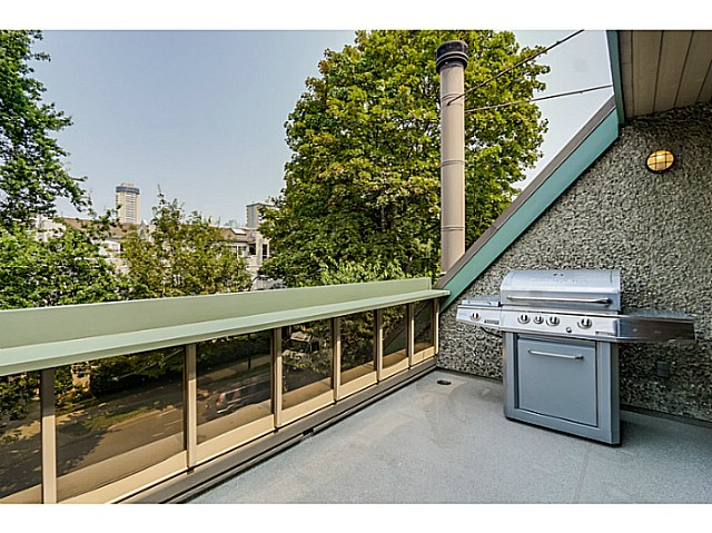 "Photo 13: 410 1500 PENDRELL Street in Vancouver: West End VW Condo for sale in ""PENDRELL MEWS"" (Vancouver West)  : MLS® # V1134010"