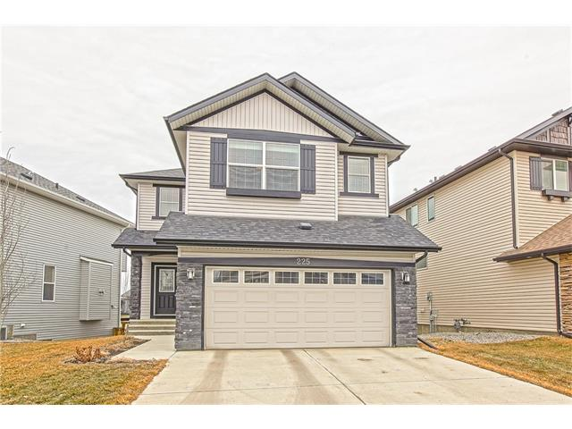 Main Photo: 225 CRANBERRY Circle SE in Calgary: Cranston House for sale : MLS® # C4051122