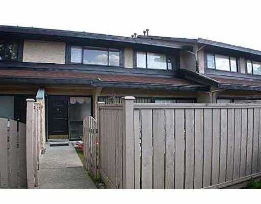 Main Photo: 12 10271 STEVESTON HIGHWAY in : McNair Townhouse for sale : MLS® # V649587