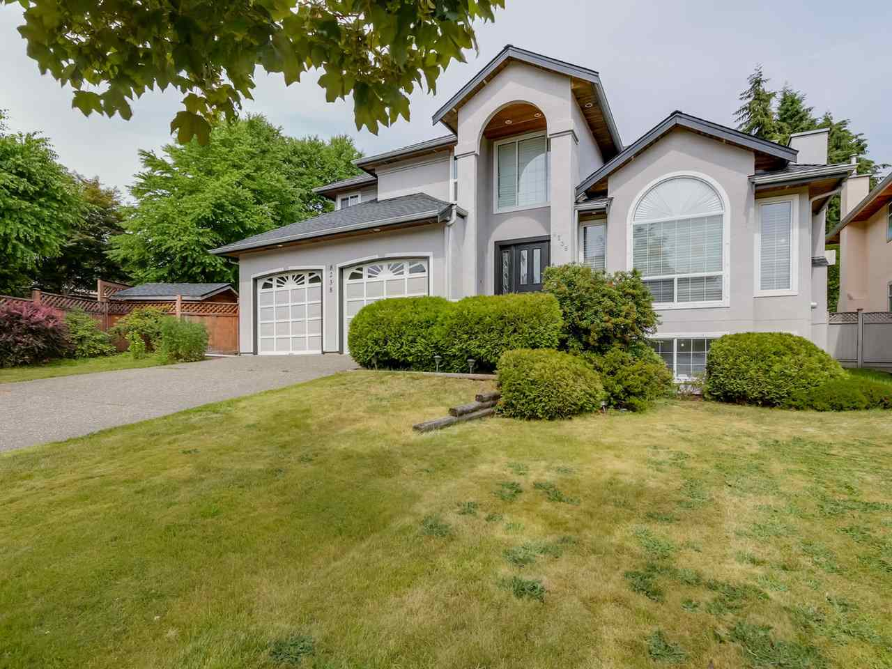 "Main Photo: 8238 149 Street in Surrey: Bear Creek Green Timbers House for sale in ""SHAUGHNESSY"" : MLS® # R2078750"