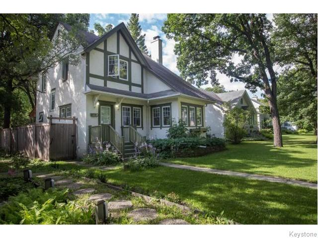 Main Photo: 274 Ashland Avenue in Winnipeg: Riverview Residential for sale (1A)  : MLS®# 1620228