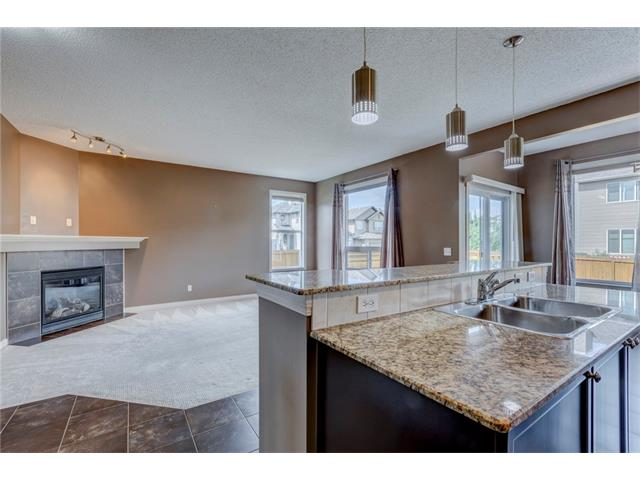 Photo 8: 172 EVERWOODS Green SW in Calgary: Evergreen House for sale : MLS® # C4073885