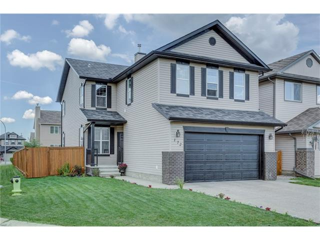 Photo 1: 172 EVERWOODS Green SW in Calgary: Evergreen House for sale : MLS® # C4073885