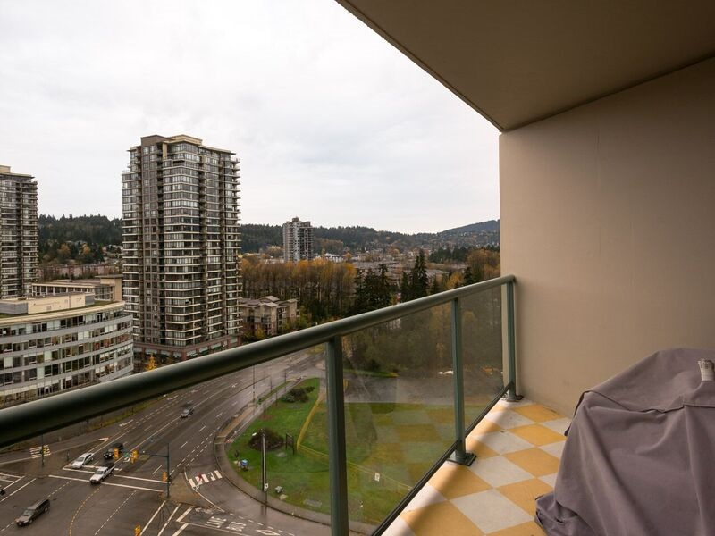 "Photo 8: 1504 200 NEWPORT Drive in Port Moody: North Shore Pt Moody Condo for sale in ""THE ELGIN"" : MLS® # R2120289"