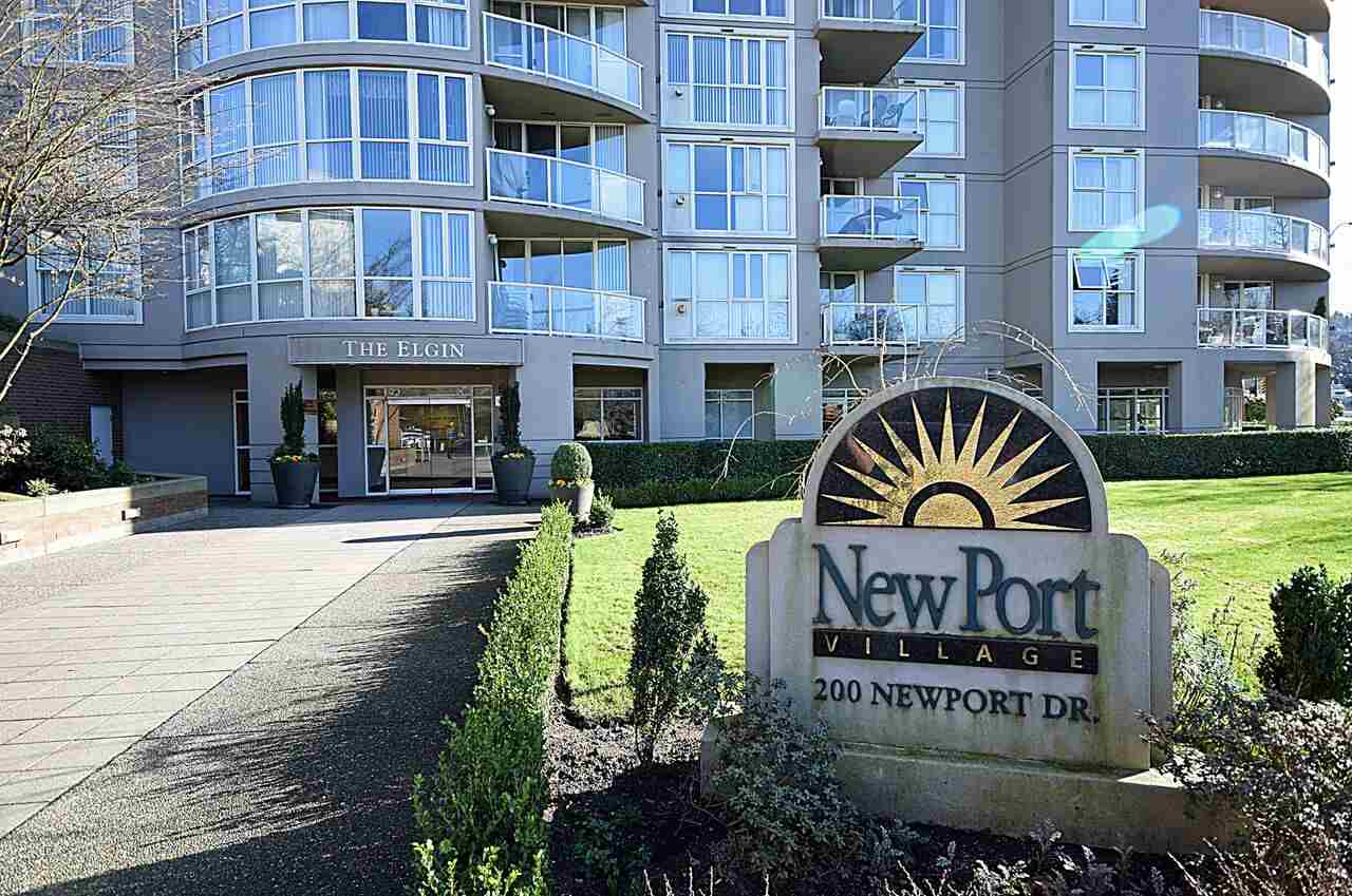 "Photo 20: 1504 200 NEWPORT Drive in Port Moody: North Shore Pt Moody Condo for sale in ""THE ELGIN"" : MLS® # R2120289"
