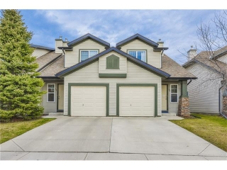 Main Photo: 43 EVERSTONE Place SW in Calgary: Evergreen House for sale : MLS(r) # C4089352