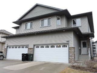 Main Photo: 116 41 SUMMERWOOD Boulevard: Sherwood Park House Half Duplex for sale : MLS(r) # E4057260