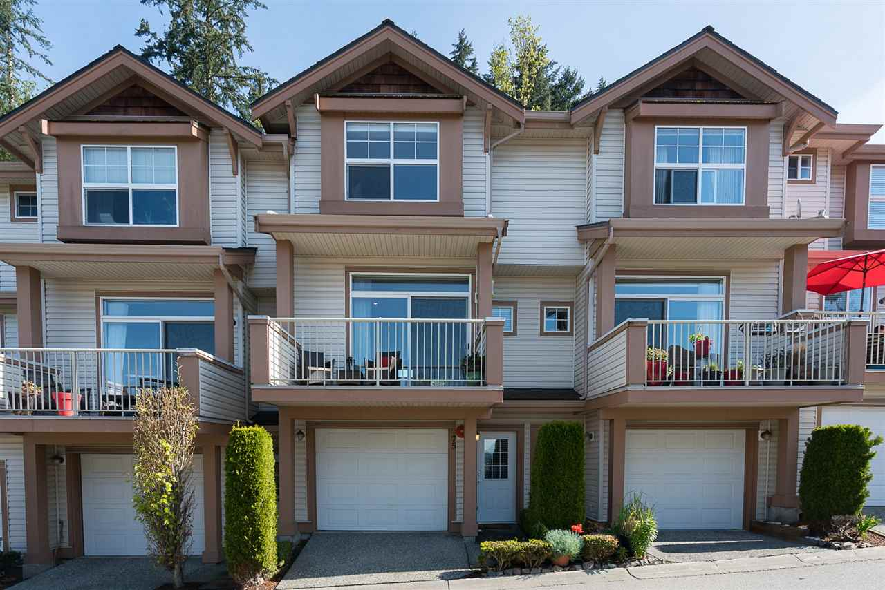 "Main Photo: 75 35287 OLD YALE Road in Abbotsford: Abbotsford East Townhouse for sale in ""The Falls"" : MLS® # R2162837"