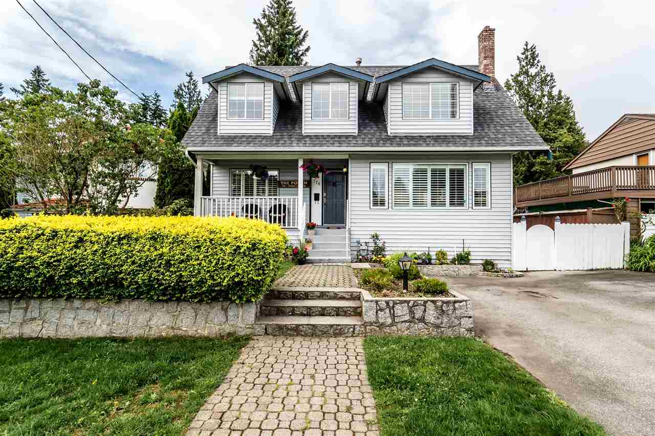 Main Photo: 776 E 16TH Street in North Vancouver: Boulevard House for sale : MLS(r) # R2180130