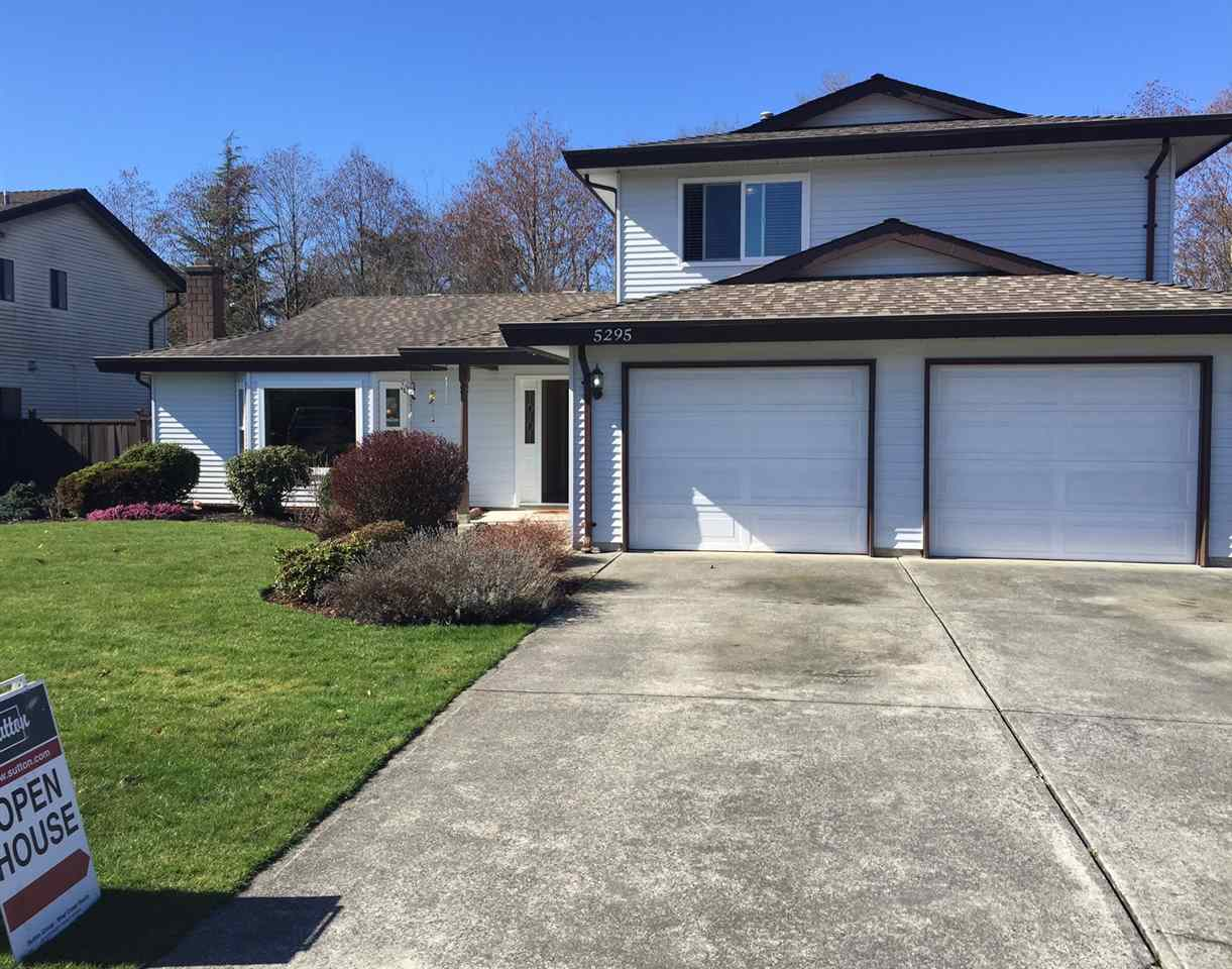Main Photo: 5295 CHAMBERLAYNE Avenue in Delta: Neilsen Grove House for sale (Ladner)  : MLS®# R2181099