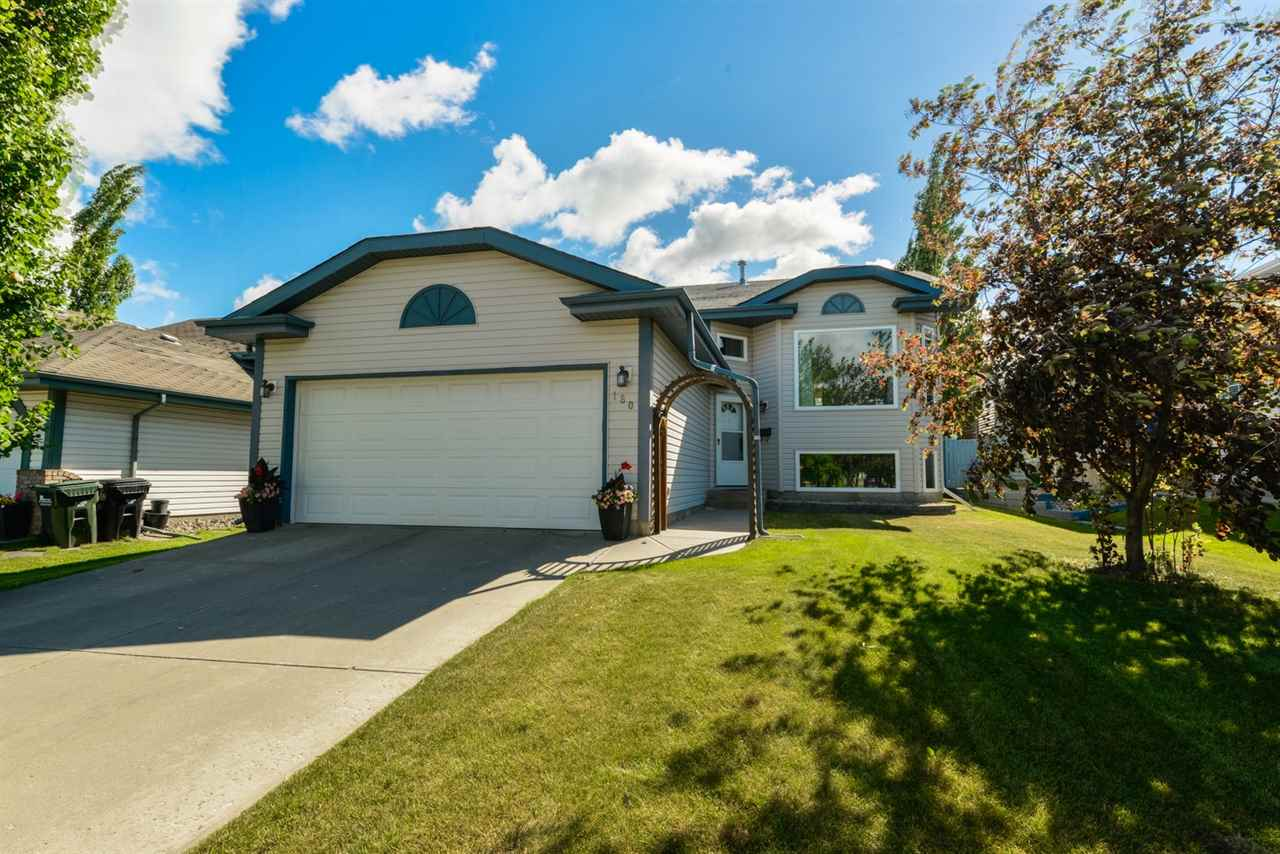 Main Photo: 180 MEADOWVIEW Drive: Sherwood Park House for sale : MLS(r) # E4074787