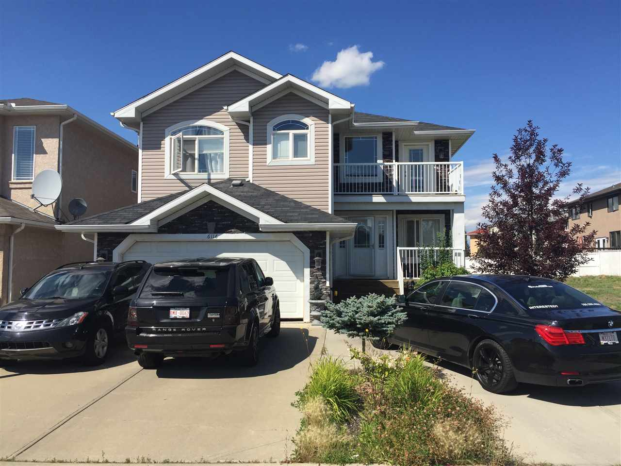 Main Photo: 6116 165 Avenue in Edmonton: Zone 03 House for sale : MLS® # E4074804