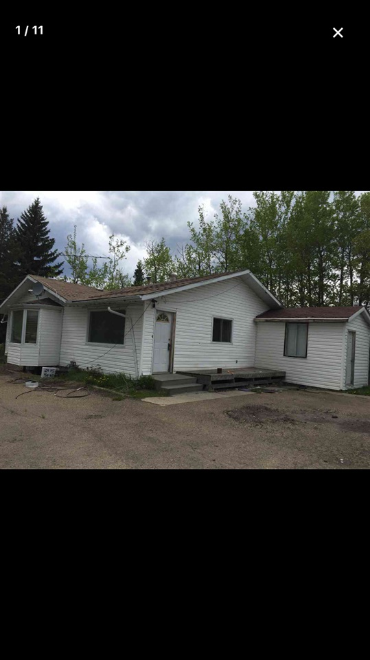 Main Photo: 53079 Rg Rd 215: Rural Strathcona County House for sale : MLS® # E4078635