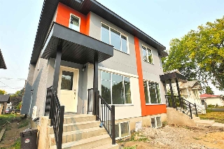 Main Photo: 10244 79 Street NW in Edmonton: Zone 19 House Half Duplex for sale : MLS® # E4083601