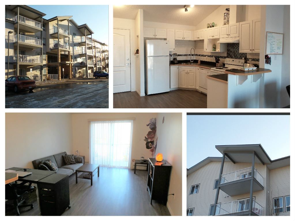 Main Photo: 402 151 EDWARDS Drive in Edmonton: Zone 53 Condo for sale : MLS®# E4090769