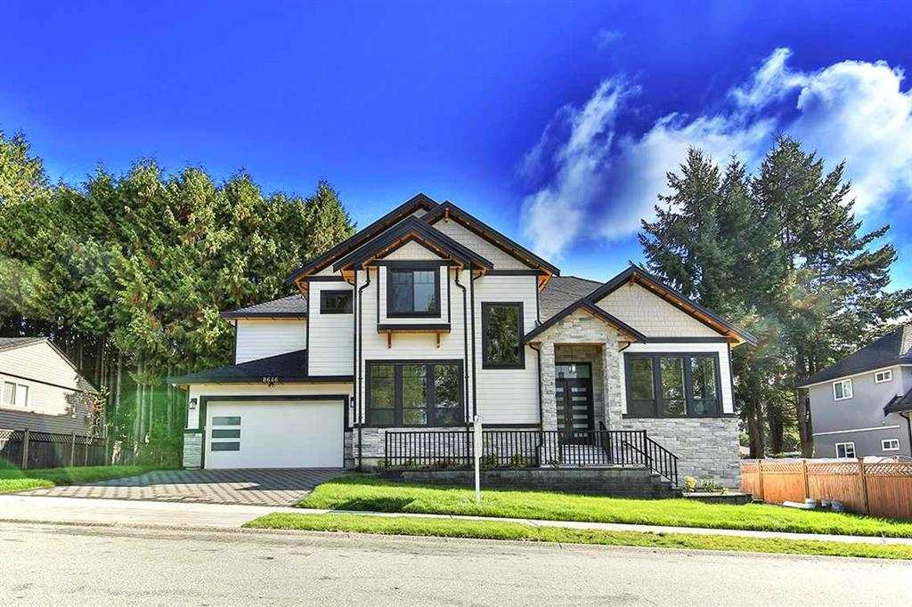Main Photo: 8646 154A Street in Surrey: Fleetwood Tynehead House for sale : MLS® # R2228763