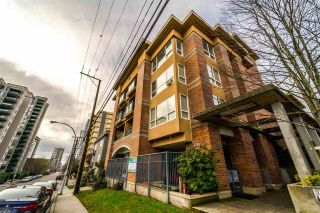 "Main Photo: 209 335 CARNARVON Street in New Westminster: Downtown NW Condo for sale in ""KINGS GARDEN"" : MLS® # R2231278"