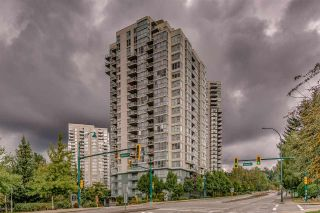 "Main Photo: 1602 295 GUILDFORD Way in Port Moody: North Shore Pt Moody Condo for sale in ""THE BENTLEY"" : MLS®# R2231306"