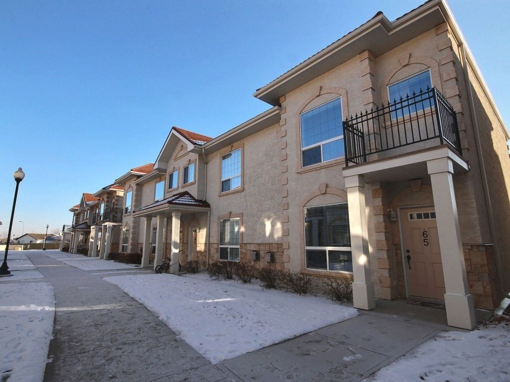 Main Photo: 65 13825 155 Avenue in Edmonton: Zone 27 Townhouse for sale : MLS® # E4092764